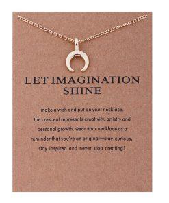 צ'ארם זהב לדימיון ויצירתיות