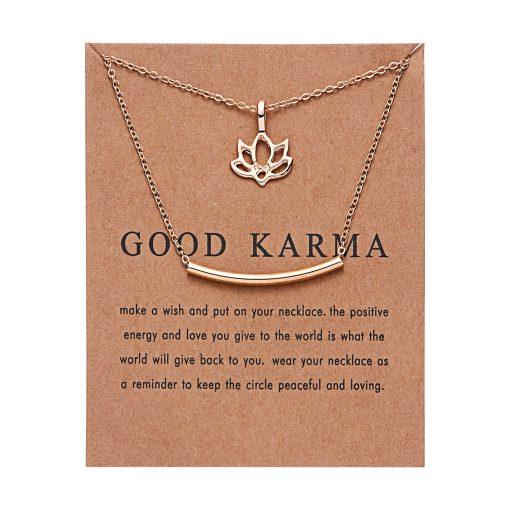 צ'ארם זהב לקארמה טובה