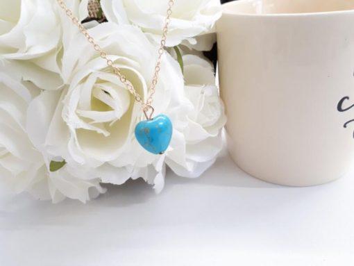 שרשרת מתנה לחג האהבה לאישה
