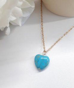 שרשרת זהב מתנה לחג האהבה