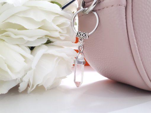 מחזיק מפתחות קריסטל