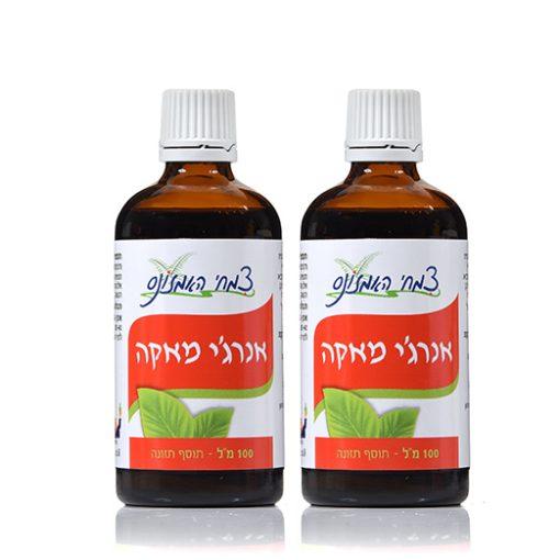 צמח מאקה / תרופות טבעיות לתופעות גיל המעבר