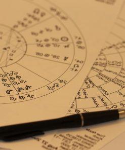 מפה אסטרולוגית- מפה אסטרולוגית אישית