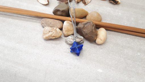 תליון מרכבה אבן לאפיס לטיהור רוחני
